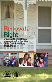 Brochure About Lead Paint and Safe Renovations